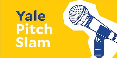 Yale Pitch Slam tickets