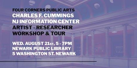 CFCNJIC Artist-Researcher Workshop & Tour tickets