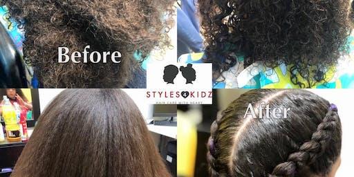 Hair Care - Hands On Workshop(Ann Arbor)