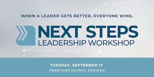 Paducah NEXT STEPS Leadership Workshop