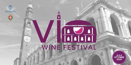 ViWine Festival - Vicenza biglietti