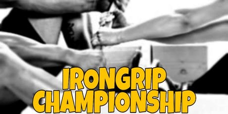 IronGrip Championship tickets