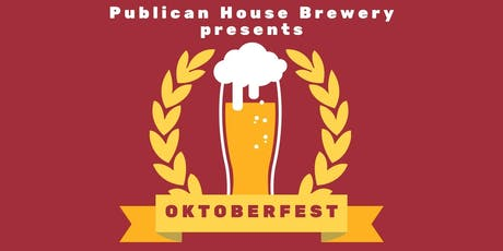 Publican House Oktoberfest tickets