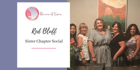 Women of Vision Red Bluff Tribe Social entradas
