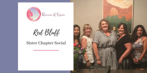 Women of Vision Red Bluff Tribe Social