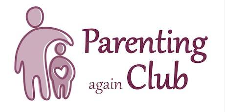 Parenting Again Club Picnic tickets