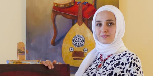 Arts Infusion Reception: An Evening with Dima Kroma
