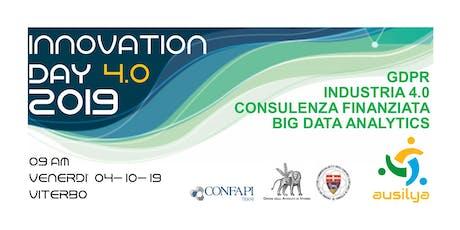 INNOVATION DAY 4.0 biglietti