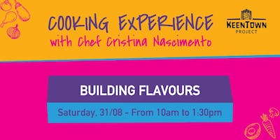 Cooking Experience - Building Flavours