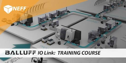 Balluff IO Link Training | September 6 | Warrendale PA