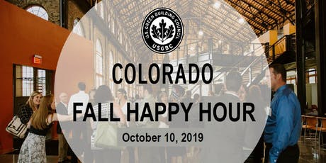 USGBC Colorado Fall Happy Hour tickets