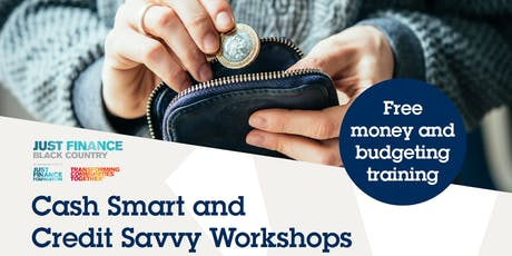 Cash Smart, Credit Savvy: Brownhills tickets