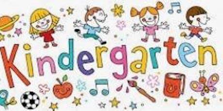 Kick off to Kindergarten! tickets