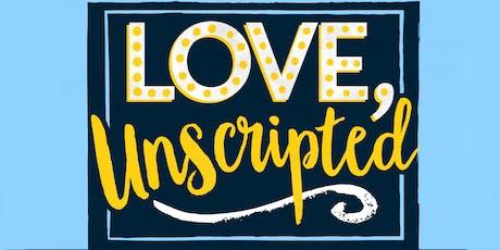 Owen Nicholls Author Event - Love, Unscripted tickets