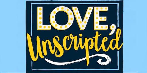 Owen Nicholls Author Event - Love, Unscripted