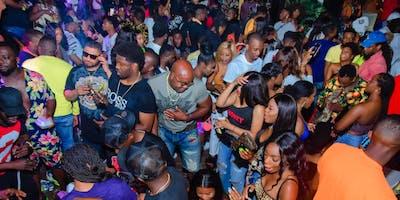 Afrobeats vs Dancehall Day Party (FREE OPEN BUFFET)