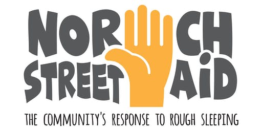 Norwich Street Aid: Launch Event