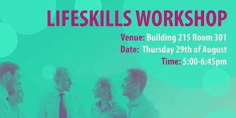 Lifeskills Workshop tickets