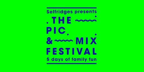 Pic & Mix Festival: The Land of Roar Book Reading tickets