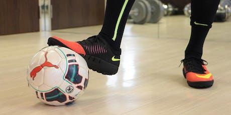 Futsal Academy Trials tickets