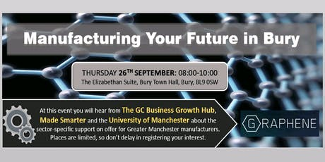 Manufacturing Your Future in Bury tickets