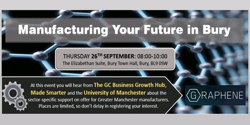 Manufacturing Your Future in Bury