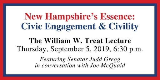 New Hampshire's Essence: Civic Engagement & Civility