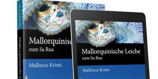 "Buchpräsentation ""Mallorquinische Leiche zum Sa Rua"""