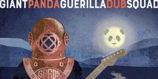 Giant Panda Guerilla Dub Squad at Hollerhorn Distilling