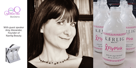 Take 'kaer' and live life to the full with Amy Alexander, Kaerlig Beauty tickets