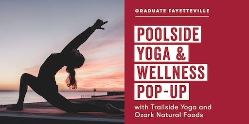 Poolside Yoga & Wellness Pop-Up