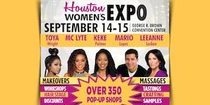 Houston Ultimate Women's Expo September 14-15, 2019...