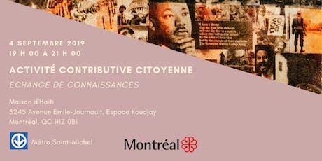 Appel à participant.e.s / Activité contributive citoyenne du CIM (3e) billets