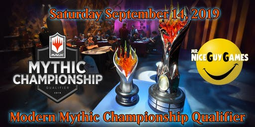 Mythic Championship Qualifier: Richmond - Over $5000 in Prizes!