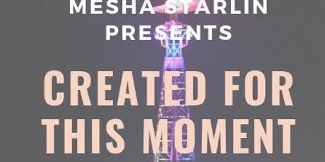 Created For This Moment-Book Launch|Empowermemt  Gathering tickets