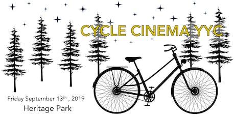 Cycle Cinema YYC tickets