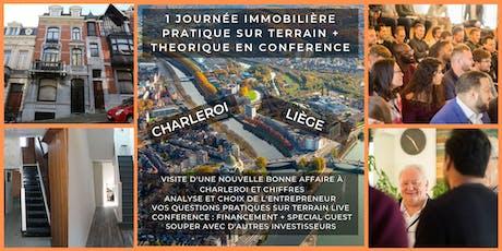 Trouver le bon entrepreneur et comprendre un chantier + conférence à Liège tickets