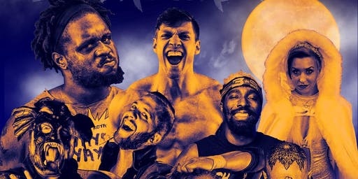 LIVE PRO WRESTLING: CRAB returns to Old Ox Brewery! 21+ Only!