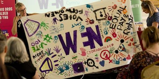 WEN Wales - Women's Rights Conference/RhCM Cymru - Cynhadledd Hawliau Menywod