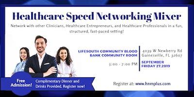 Gainesville Healthcare Speed-Networking Mixer