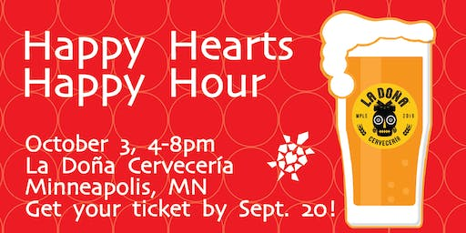 Happy Hearts Happy Hour for Camp Odayin