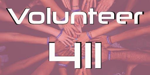 Volunteer 411