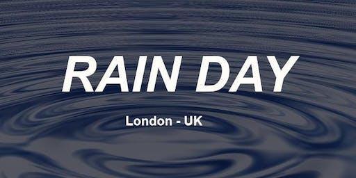 Rain Day London