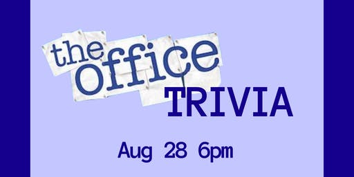 Trivia Night: The Office