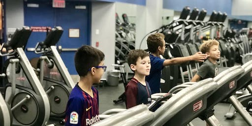 AFTER SCHOOL YOUTH FITNESS CLASSES @ The J
