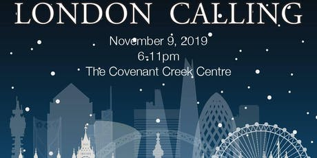 2019 Cardinal Hickey Academy Auction Gala London Calling tickets
