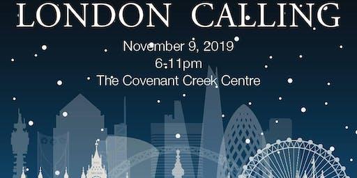 2019 Cardinal Hickey Academy Auction Gala London Calling