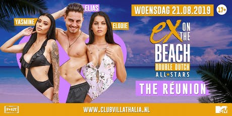 Pauze ►❘❘ MTV Ex on the Beach 'The Réunion' (RSW) tickets