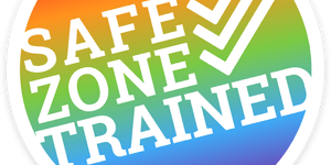 LGBTQ+ SAFE ZONE TRAINING