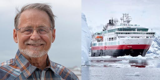 Meet Dan Busby, Antarctica Expedition Leader with Hurtigruten Cruises